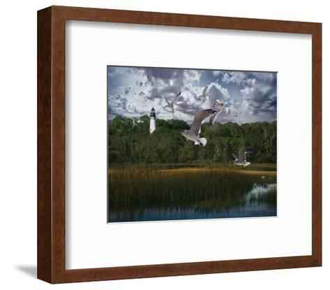 Gullage Light I-Steve Hunziker-Framed Art Print