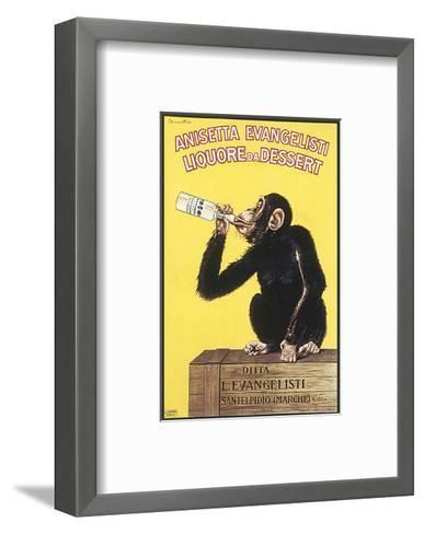 Anisetta Evangelisti, Liquore da Dessert-Carlo Biscaretti-Framed Art Print