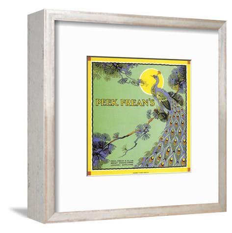 Peak Frean's--Framed Art Print