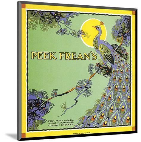 Peak Frean's--Mounted Art Print