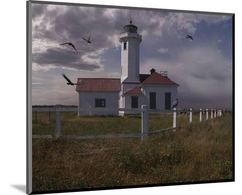 Point Wilson-Steve Hunziker-Mounted Art Print
