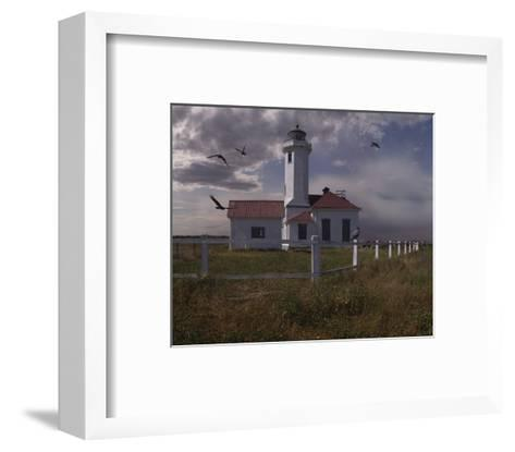 Point Wilson-Steve Hunziker-Framed Art Print
