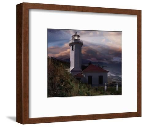 Midnight Hope I-Steve Hunziker-Framed Art Print