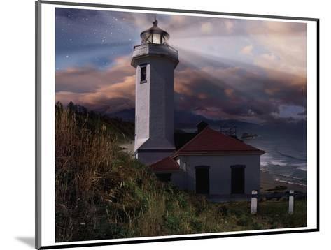 Midnight Hope I-Steve Hunziker-Mounted Art Print