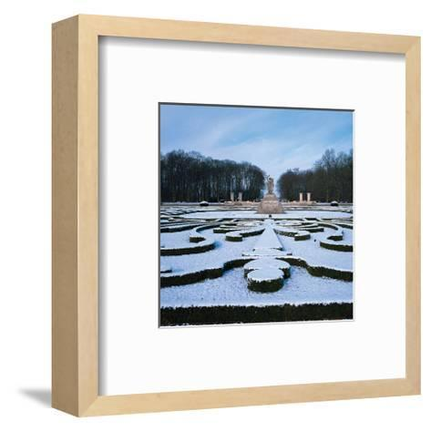 Somptuous Garden VIII--Framed Art Print