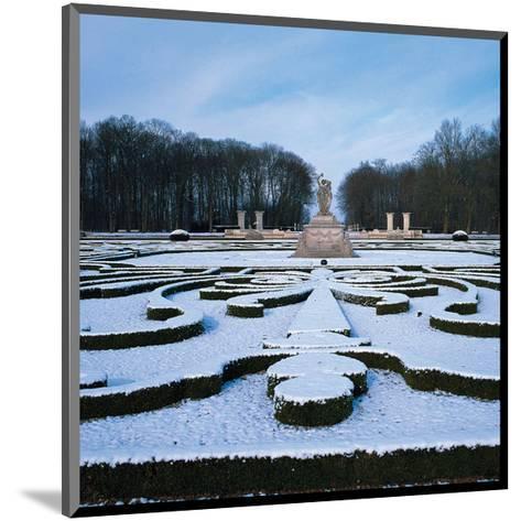 Somptuous Garden VIII--Mounted Art Print
