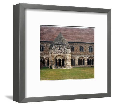 Fortresse Portal--Framed Art Print