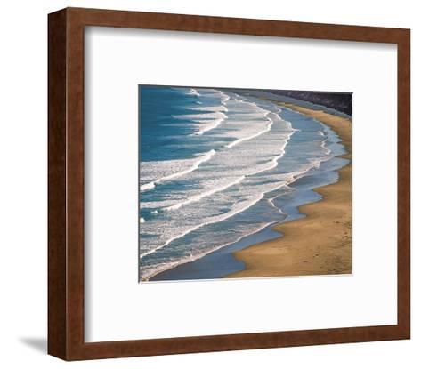 Wave After Wave--Framed Art Print