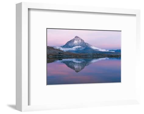 Matterhorn Switzerland--Framed Art Print