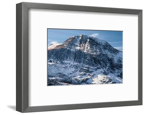 Blinnenhorn Wallis Switzerland--Framed Art Print