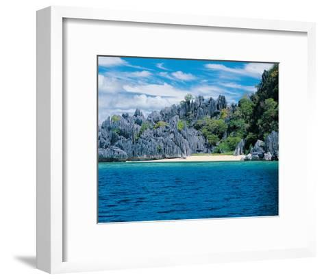 Palawan Coron Island--Framed Art Print