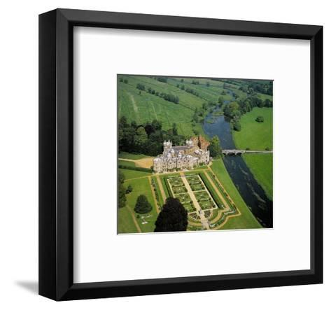 French Country Chateau--Framed Art Print