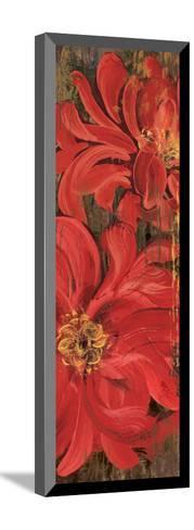 Floral Frenzy Red IV-Alan Hopfensperger-Mounted Art Print