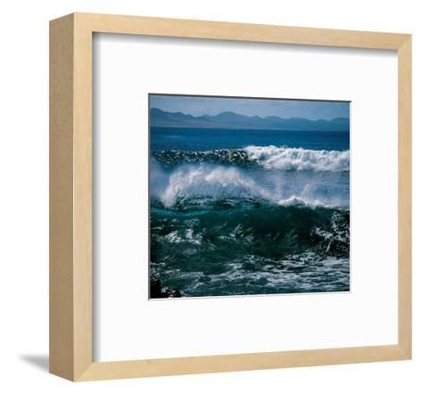 Lake Riegsee Germany--Framed Art Print