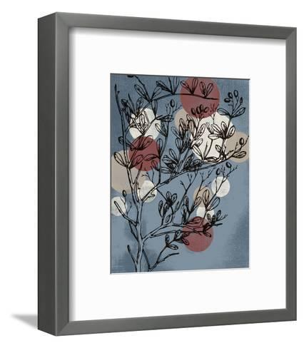 FloraDots 7--Framed Art Print