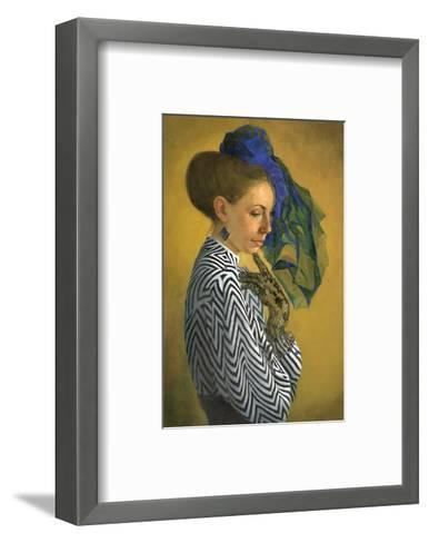 Passe Compose-Alex Kasyan-Framed Art Print
