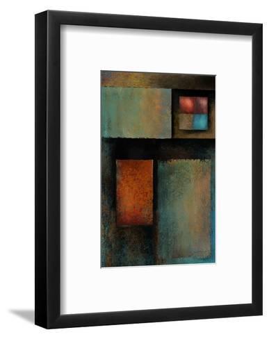 Beige Planet-Rick Novak-Framed Art Print