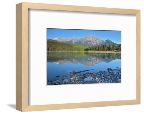 Patricia Lake-Mike Grandmaison-Framed Art Print