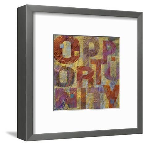 Opportunity-Louise Montillio-Framed Art Print