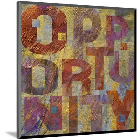 Opportunity-Louise Montillio-Mounted Art Print