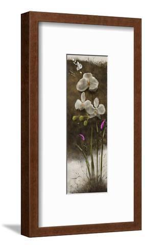 Orchid I-Rick Novak-Framed Art Print