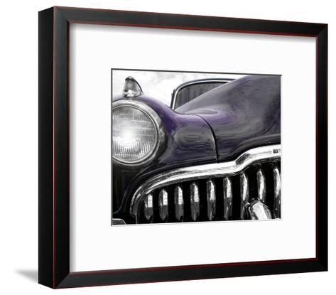 Buick Eight-Richard James-Framed Art Print
