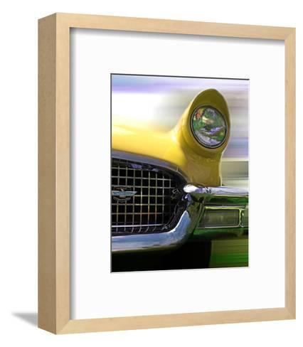 Thunderbird-Richard James-Framed Art Print