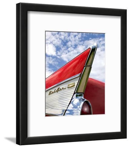 Red-Richard James-Framed Art Print