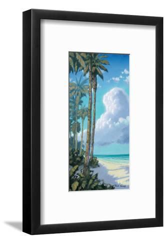 Treasure Island I-Rick Novak-Framed Art Print