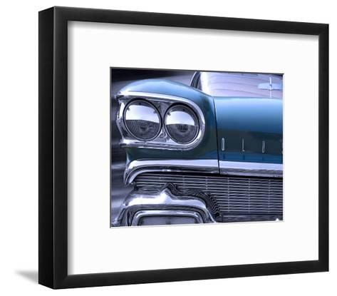 Oldsmotude-Richard James-Framed Art Print