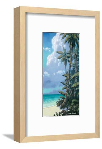 Treasure Island II-Rick Novak-Framed Art Print