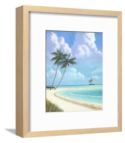 Cool Reflections-Rick Novak-Framed Art Print