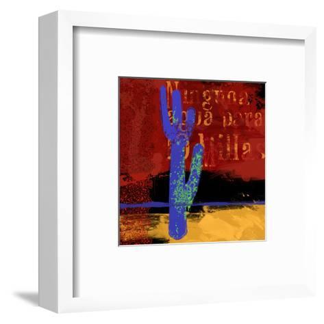 Southwest Waves I-Parker Greenfield-Framed Art Print