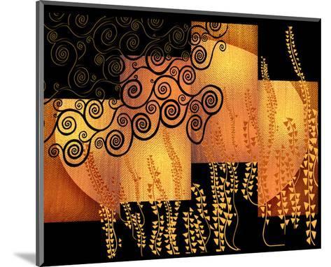 Klimt Moonrise-Michael Timmons-Mounted Art Print