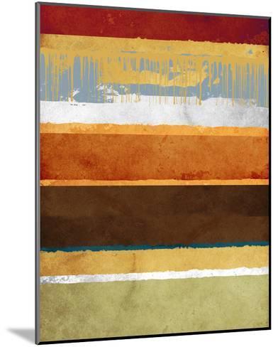 After Rothko II-Curt Bradshaw-Mounted Art Print