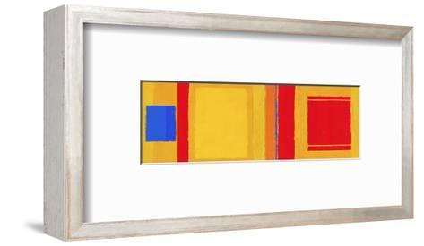 Game Girl-Carmine Thorner-Framed Art Print