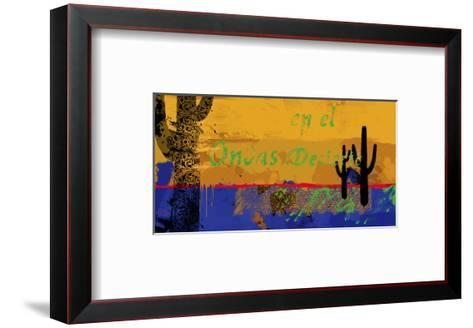 Southwest Waves III-Parker Greenfield-Framed Art Print