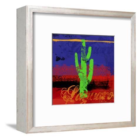 Southwest Waves II-Parker Greenfield-Framed Art Print