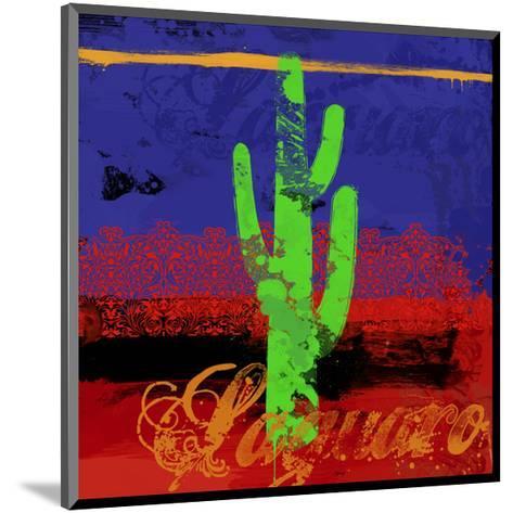 Southwest Waves II-Parker Greenfield-Mounted Art Print