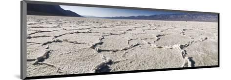 Badwater in Death Valley I-Richard Desmarais-Mounted Art Print