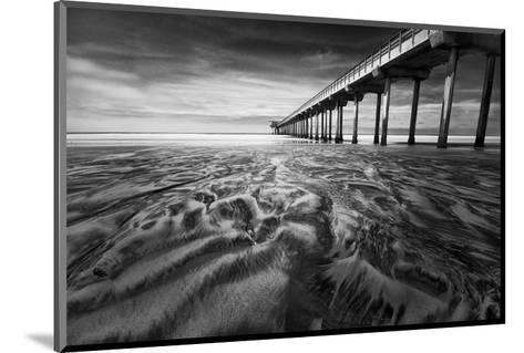 Waves of Sand-Ryan Hartson-Weddle-Mounted Art Print