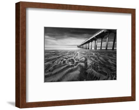 Waves of Sand-Ryan Hartson-Weddle-Framed Art Print