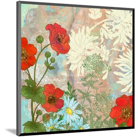 Summer Poppies I-Roberta Collier Morales-Mounted Art Print