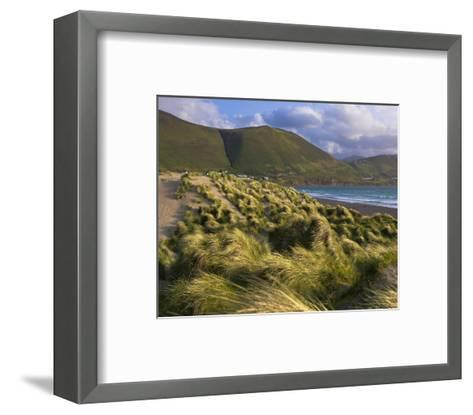Ross Behy Sand Dunes, Ireland I-Richard Desmarais-Framed Art Print