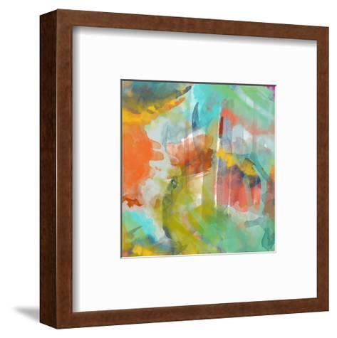 Spectacular Effect I-Yashna-Framed Art Print