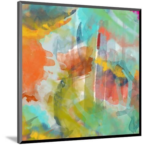 Spectacular Effect I-Yashna-Mounted Art Print