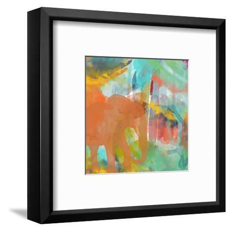 Spectacular Effect III-Yashna-Framed Art Print