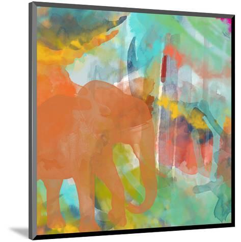 Spectacular Effect III-Yashna-Mounted Art Print
