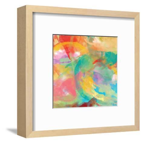Spectacular Effect IV-Yashna-Framed Art Print