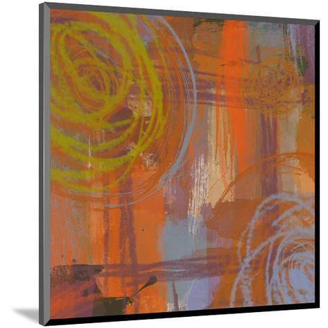 Connections IV-Yashna-Mounted Art Print